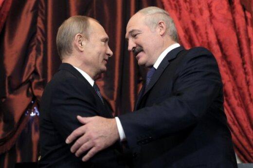 Vladimir Putin, Alexander Lukashenko