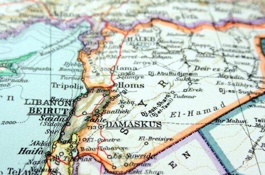Сирия: оппозиция призвала мир начать военную интервенцию