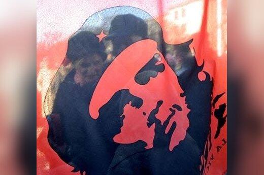 """Ernesto """"Che"""" Guevaros atvaizdas"""