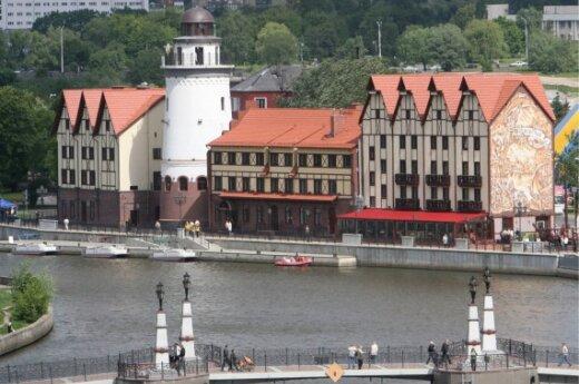 В Калининграде пикетируют генконсульство Литвы