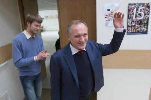 Белорусский оппозиционер обжаловал в Генпрокуратуре свое задержание