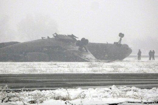 Rosja: Rozbił się samolot na Syberii