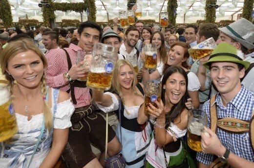 """Alaus šventė """"Oktoberfest"""""""