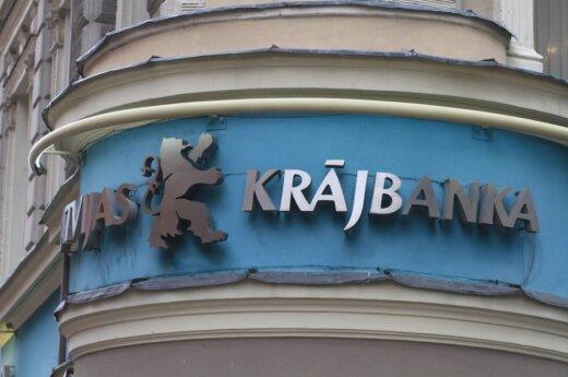 Убытки неплатежеспособного Krājbanka - под миллиард литов