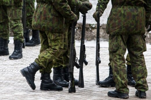 Soldier died during military training event in Lithuania