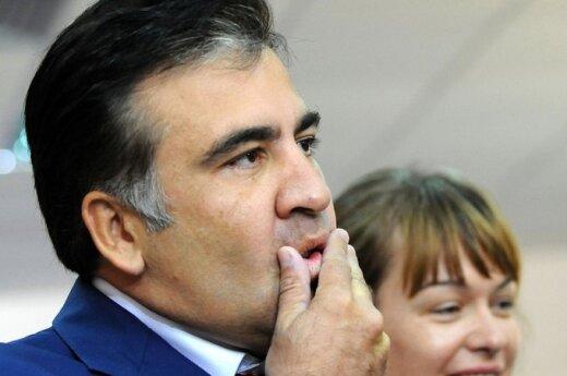 Gruzja: Saakaszwili oskarżony o seksualne szantaże