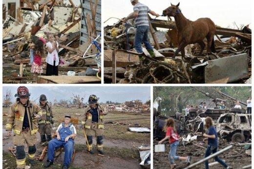 USA: Liczba ofiar tornada w Oklahomie zbliża się do 100