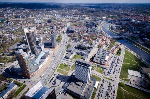 Vilniaus skola nuolat mažėja