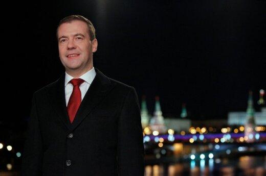 Медведев объявил 2012-й Годом российской истории