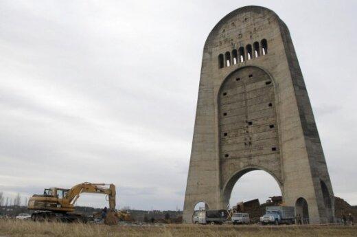 Церетели восстановит кутаисский мемориал славы в Москве