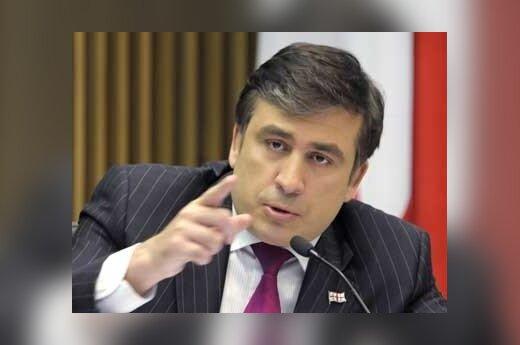 Саакашвили призвал ЕП осудить оккупацию Грузии