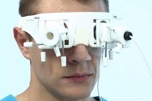 Neinvazinė galvospūdžio matavimo technologija