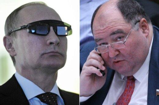 Vladimiras Putinas, Borisas Špigelis