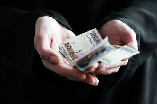 Черняускас: затягивают решение о повышении минимальной зарплаты