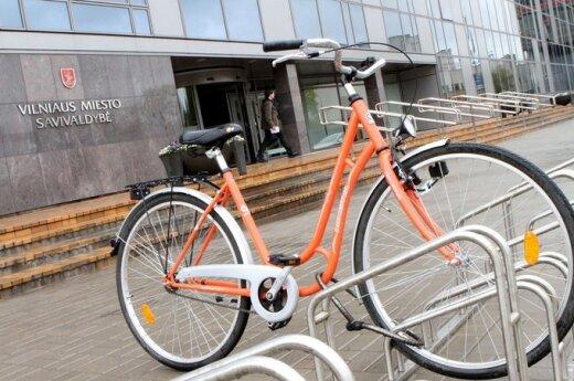 Pomarańczowe rowery w Wilnie. Drugie podejście