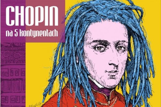 Chopin na 5 kontynentach