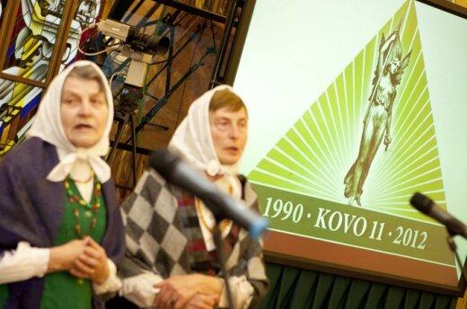 В Германии - кино об обретении независимости странами Балтии