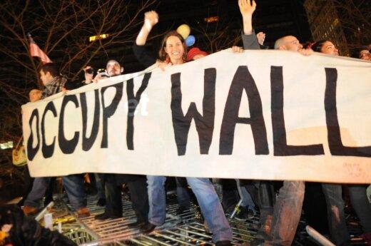USA: Pierwsza rocznica ruchu Occupy Wall Street