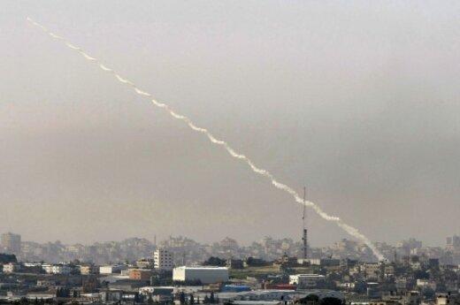 Запущенной из Газы ракетой убит иностранец