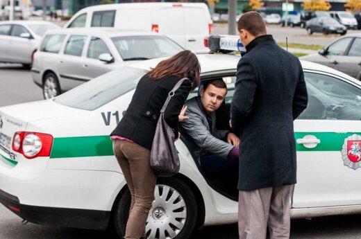 В Вильнюсе на пешеходном переходе насмерть была сбита студентка