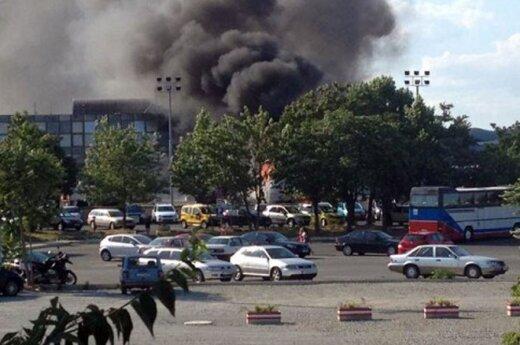 Bułgaria: Wybuchł autobus z izraelskimi turystami