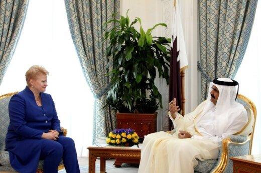 Kubilius: Litwa stanie się nowym Dubajem albo Katarem