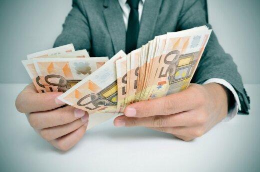7 kertinės klaidos, kurios trukdo uždirbti pinigus