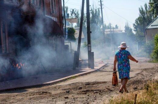 Украина не примет гуманитарную помощь РФ для несуществующих беженцев