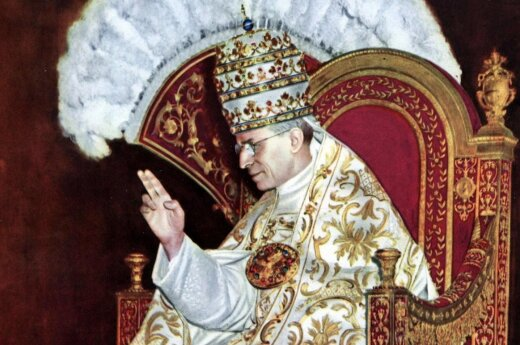 The Pope Versus Hitler: 'Docudrama' on controversial WWII pope being filmed in Vilnius