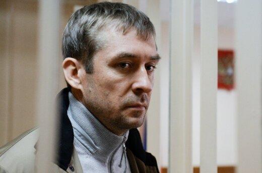 Обвиненного в коррупции полковника Захарченко уволили из МВД