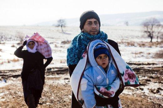 Refugee resettlement stalling: European Parliament debates binding obligations including Lithuania
