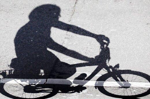 """Laiškas dviratininkui """"kamikadzei"""", kurį šįryt mačiau Vilniuje"""
