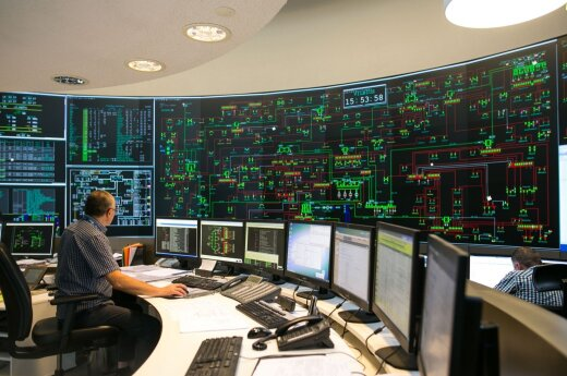 Programišiai bando įsiskverbti į Baltijos šalių elektros tinklus