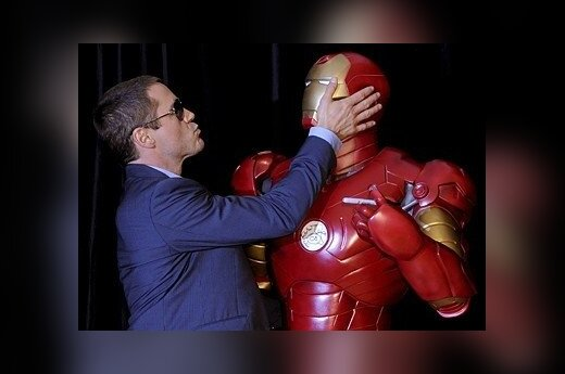 Iron Man coraz bliżej