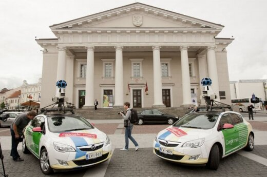 Google Street View to update Lithuania's map