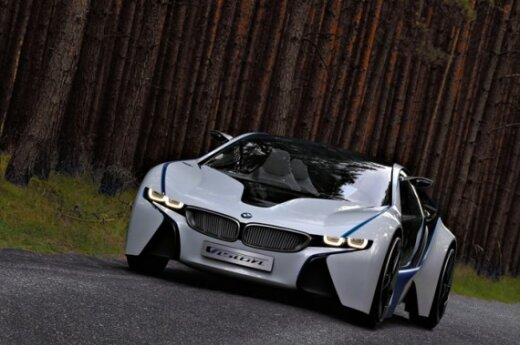 BMW Vision Efficient Dynamics koncepcija