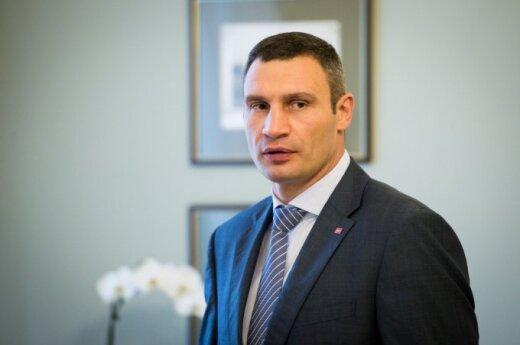 Witalij Kliczko został merem Kijowa