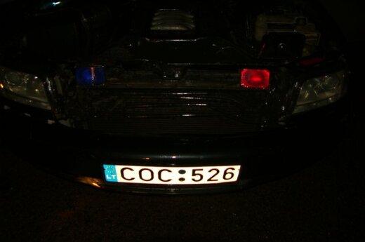 Policija smogė automobilių vagims – sulaikyta organizuota gauja