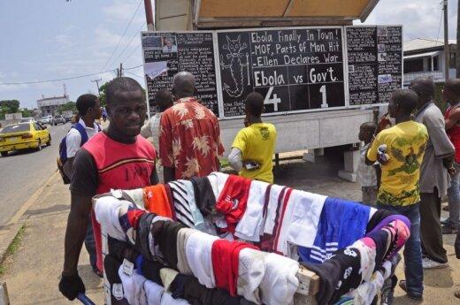 Жертв лихорадки Эбола в Либерии будут кремировать