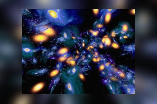 Kosmosas, žvaigždės