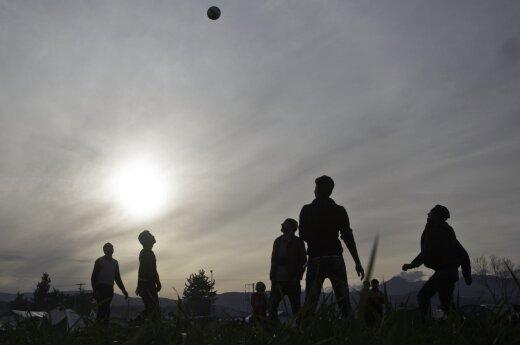В Литву прибыли 8 беженцев-сирийцев