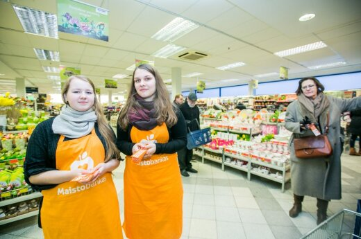 Lithuanians giving more to charities, non-profits and NGOs