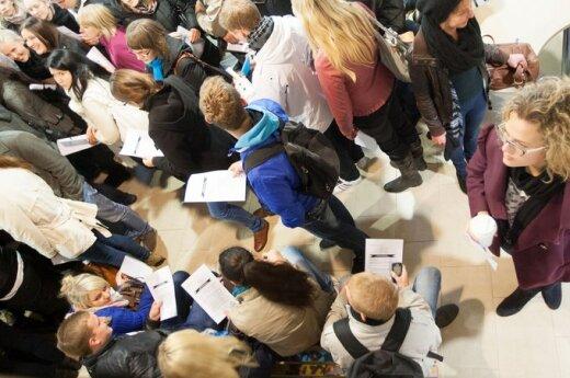 Nauja sukčių banga: šįkart taikinyje - studentai