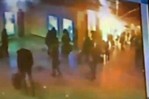 Теракт в Домодедово– дело рук семи человек