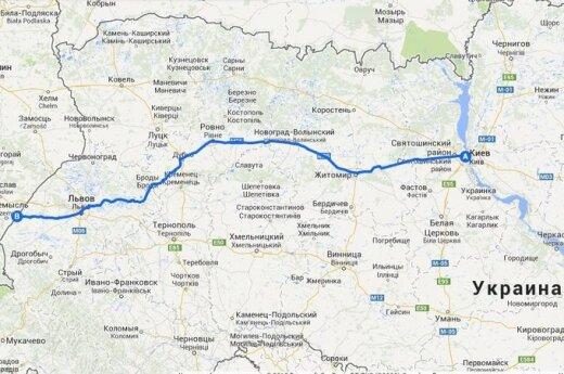 От Киева до границы с ЕС украинцы создадут живую цепь