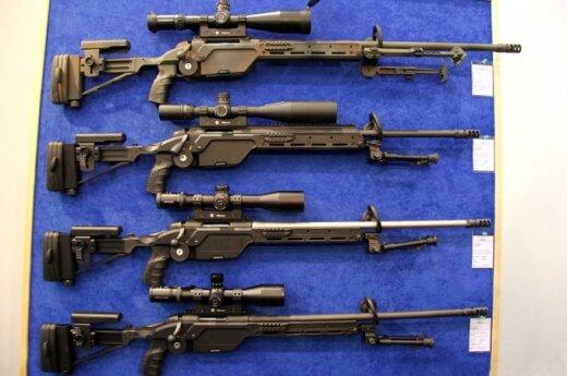 Šautuvas Steyr SSG 08