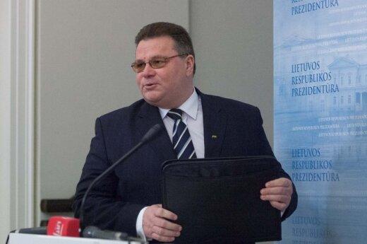 Линкявичюс: Литва готовит Беларуси предложения в сфере приграничного транзита