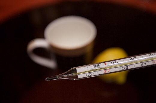 Flu claims first victim in Lithuania