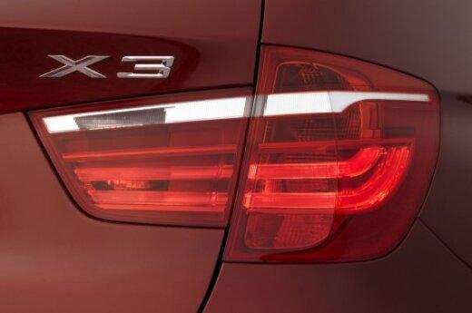 Новый BMW X3 - официальное знакомство