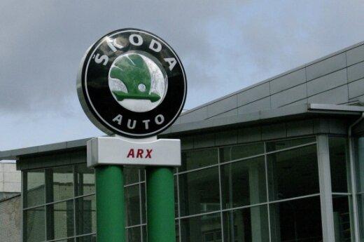 Лучшей автомобильной маркой признана Skoda